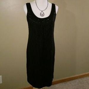 Pretty elegant sequin dress